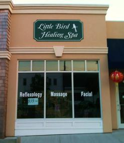 Little bird nail salon for 3 little birds salon